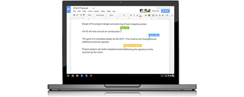 Google Drive for Work - Collaboration