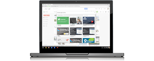 Google Drive for Work - Third Party Applications