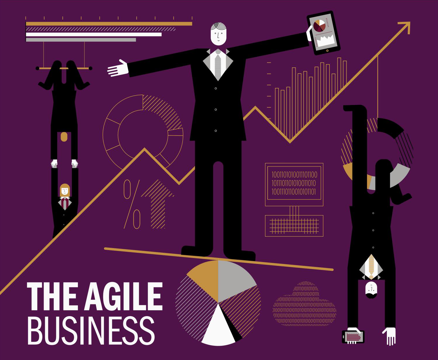 The Agile Business by Raconteur