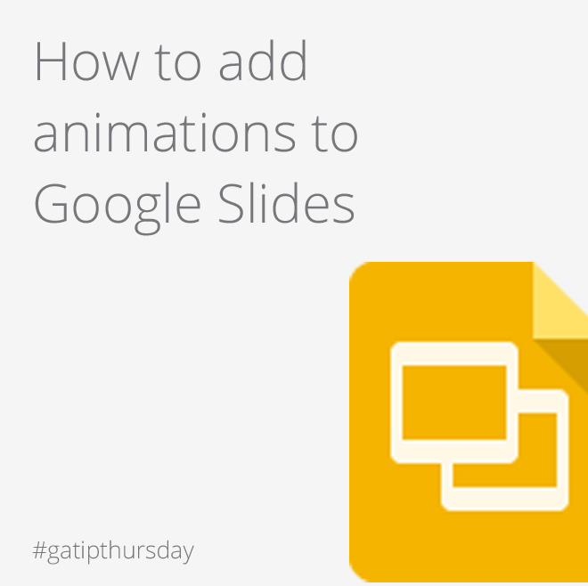 appscare how to add animations to google slides appscare